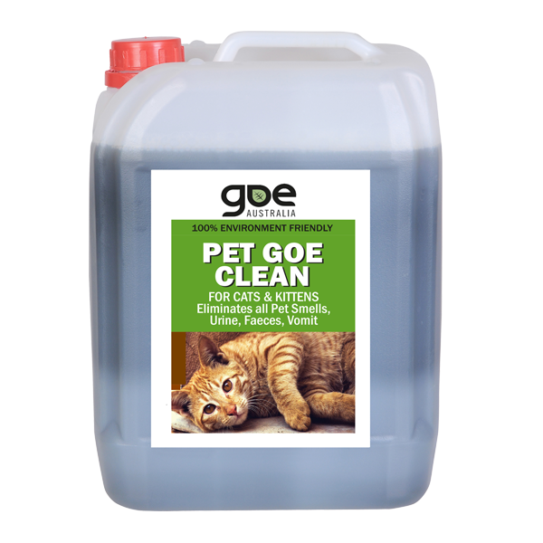 kediler için bitkisel çok amaçlı temizleyici 5 litre