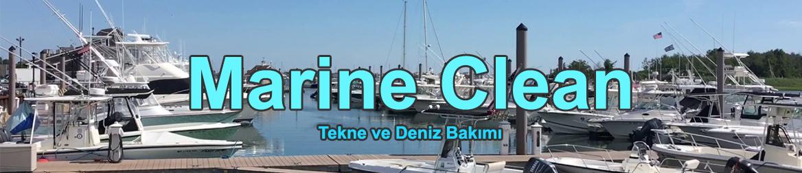Marine Clean Tekne ve Deniz Temizleyici